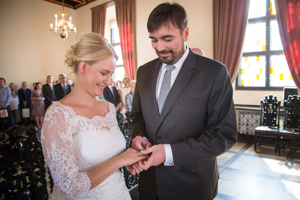 ceremonia zaślubin zdjęcie